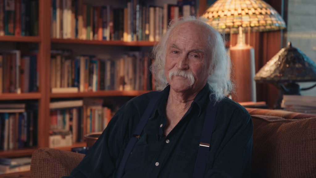 David Crosby Responses Your Concerns About CBD Oil, Sex and Mustache Upkeep