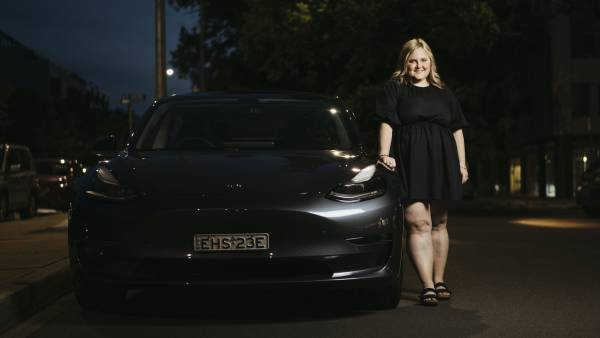 'We just went after it': Braddon Tesla theft attempt foiled using technology