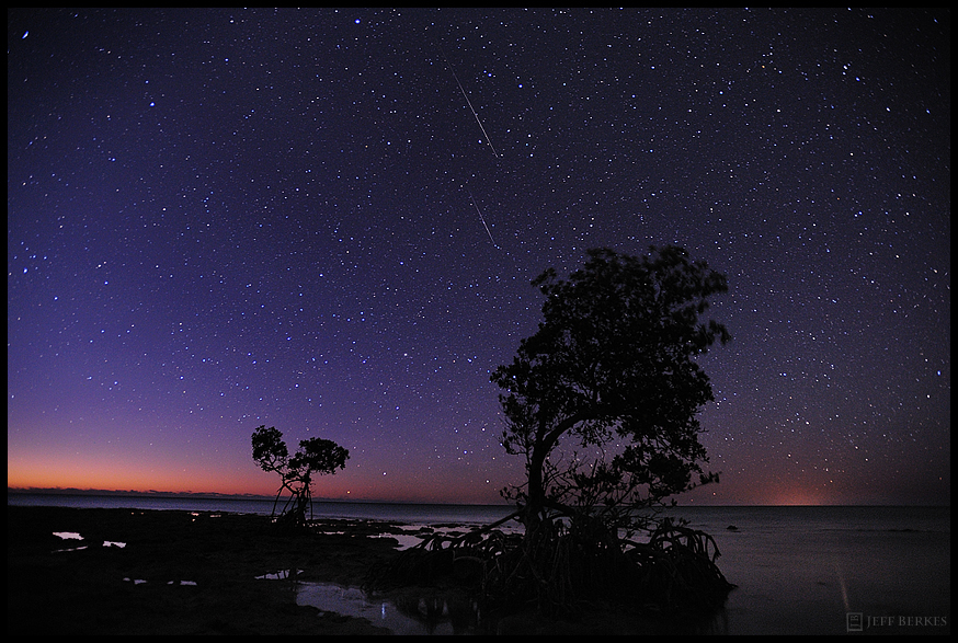 The Quadrantid meteor shower, usually one of the best, peaks at the wrong time this weekend