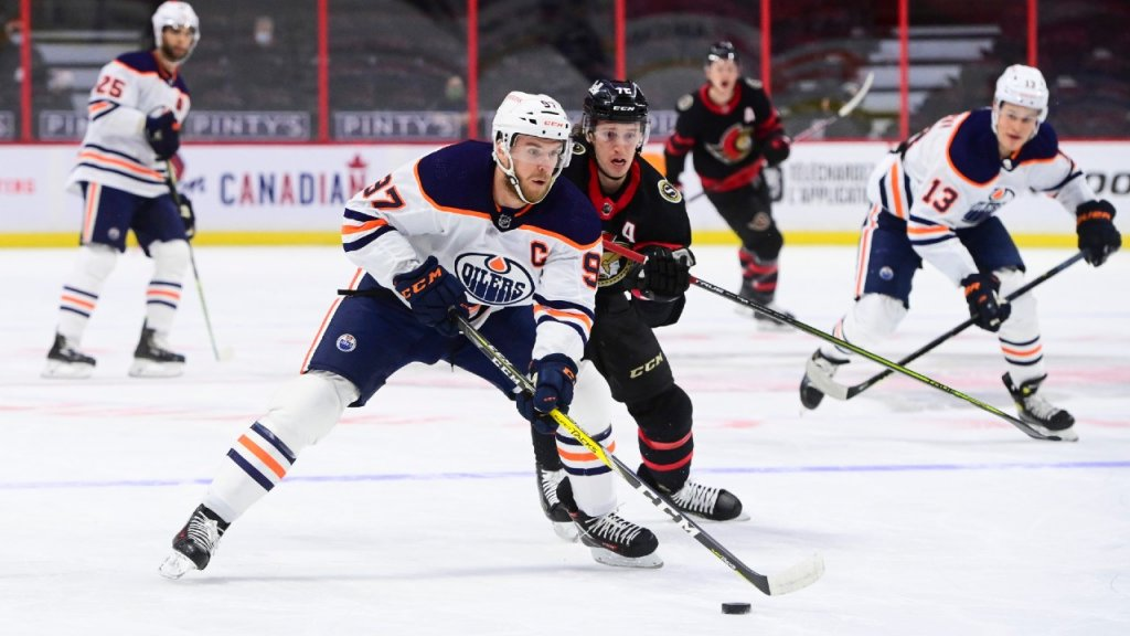 Oilers not underestimating Senators, who reflect not-so-distant past