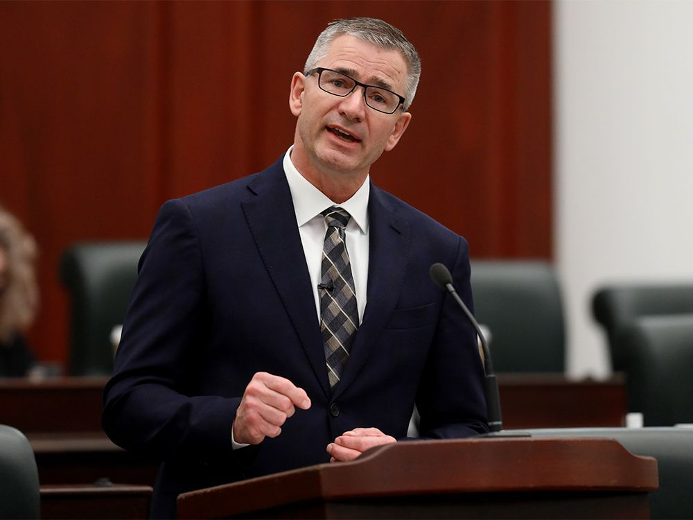 Alberta forecasts smaller deficit of $7.8 billion in first-quarter fiscal update, buoyed by global energy rebound