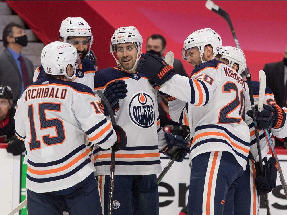 Over over ripe ripe? Top prospect on Edmonton Oilers repeats for fourth year in a row